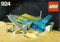Ma collection Lego Space Classic !!!