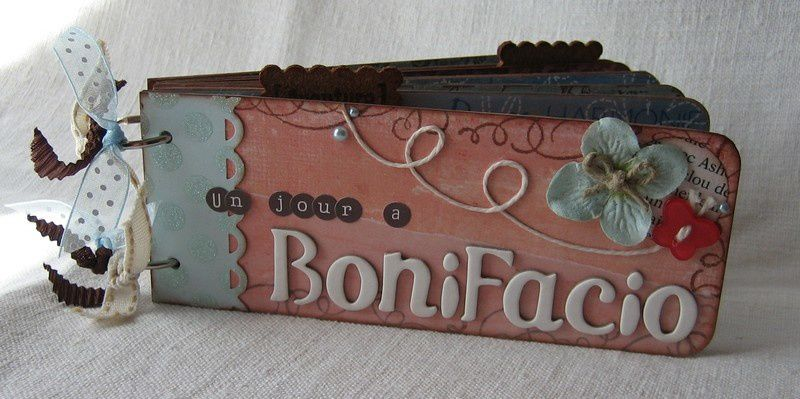 Album - Mini-album-Bonifacio