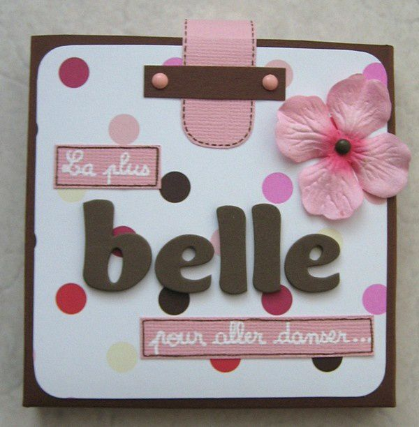 Album - Mini-album-La-plus-belle