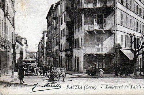 Album - BASTIA-1900-1945