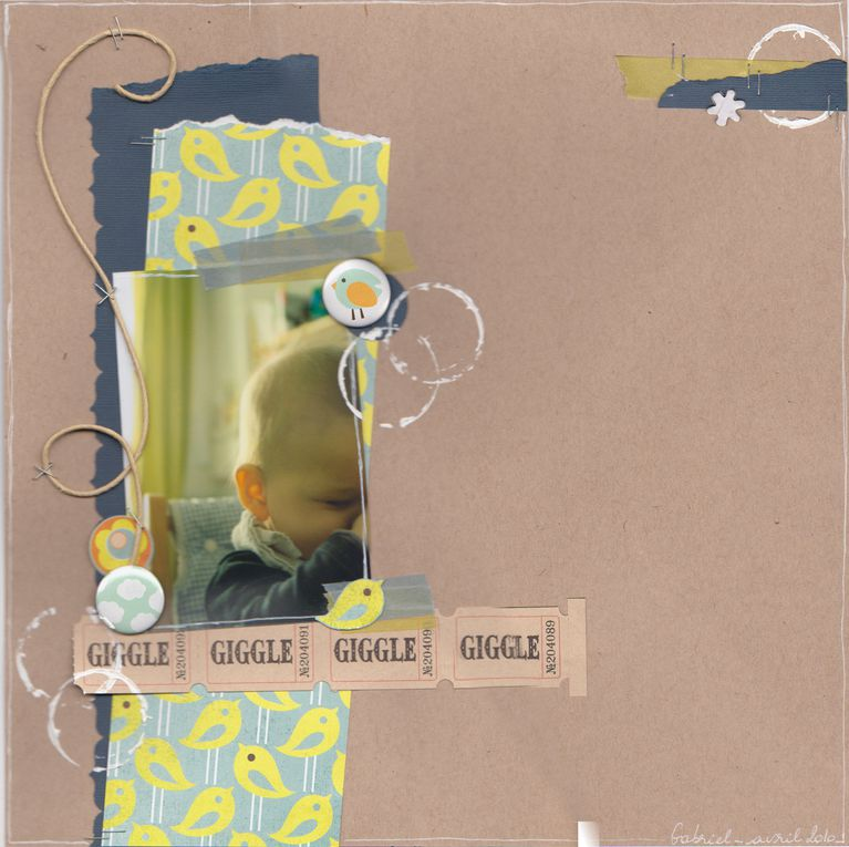 Album - Mes-pages-de-scrap