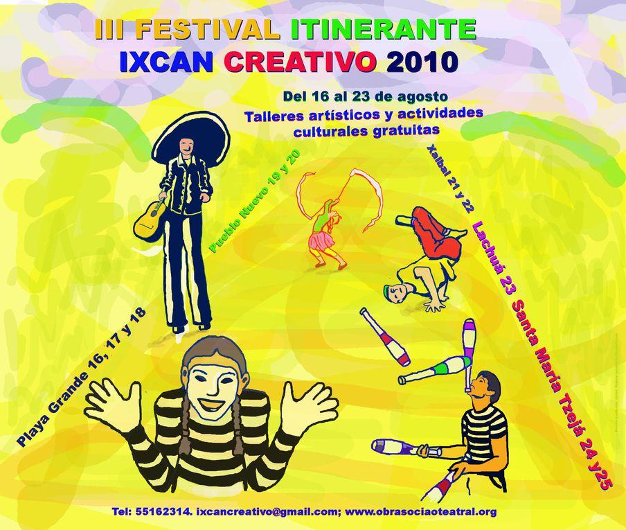 Album - Ixcan Creativo
