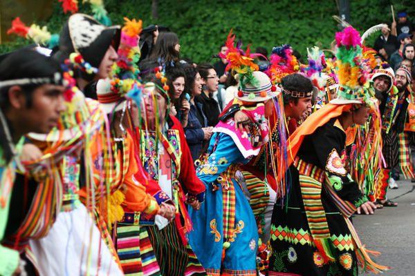 Album - Marcha Mapuche