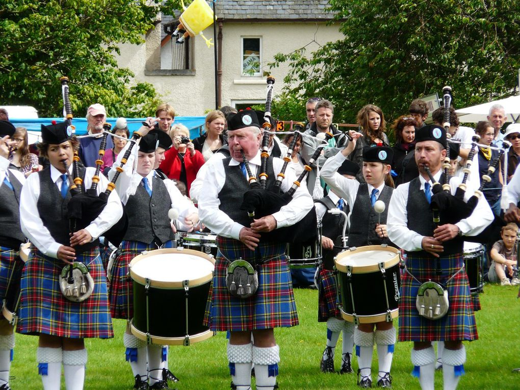 Scotland Highland Games 2010 in Killin