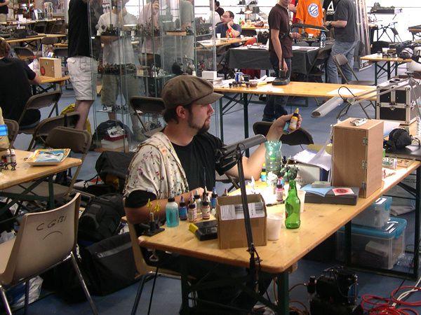reportage photo de l'O.Gre 2009 au Stratepolis