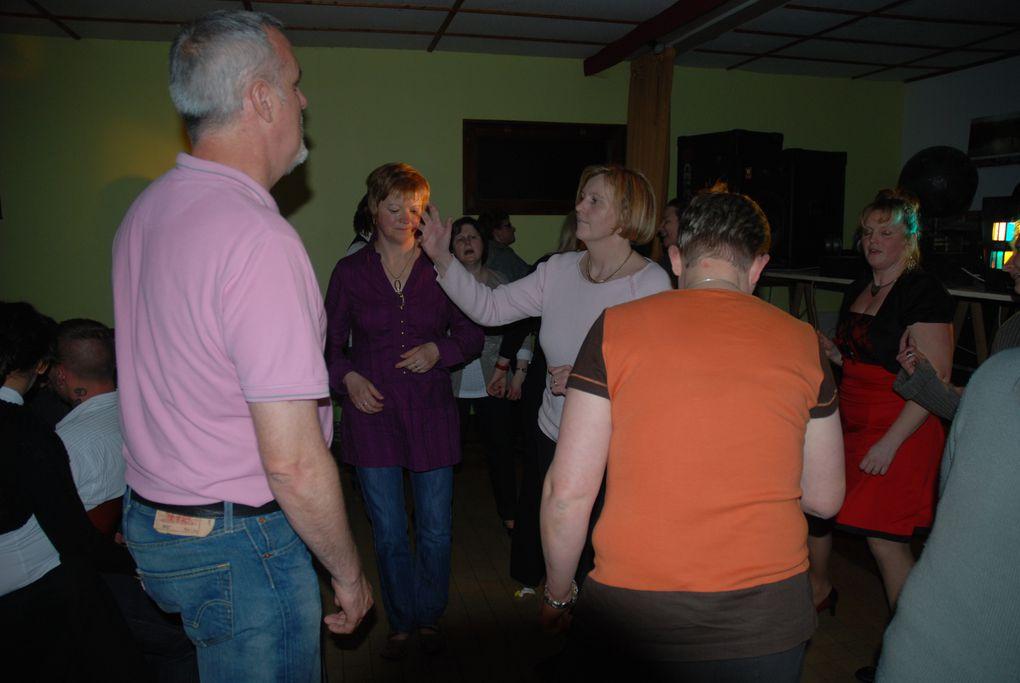 le cassoulet 2009 organisé par le comité des fêtes de saint maulvis