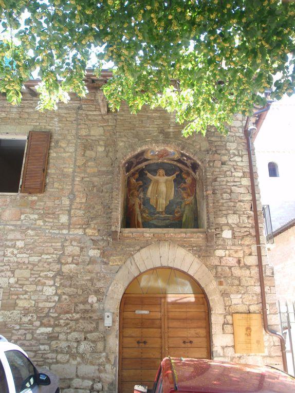 Pèlerinage de Jean et Marie-Noëlle à Assise en photos partie 3