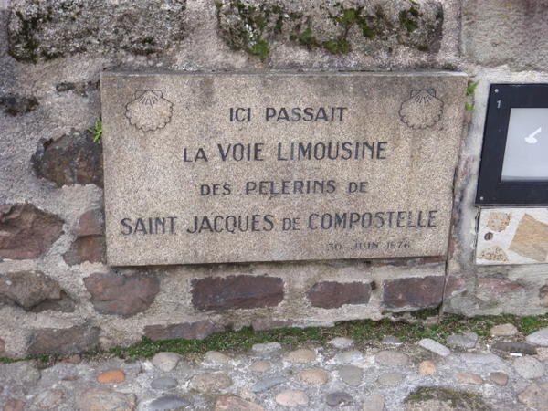 Album - Voyage Compostelle Jean 4 - De La Souterraine à Ostabat