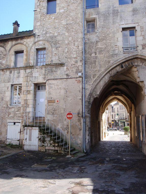 Album - Voyage Compostelle Jean 2 - De Vézelay à la Souterraine