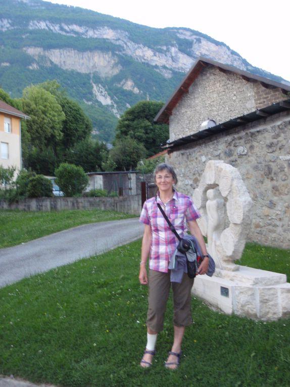 Pèlerinage de Jean et Marie-Noëlle à Assise en photos partie 1