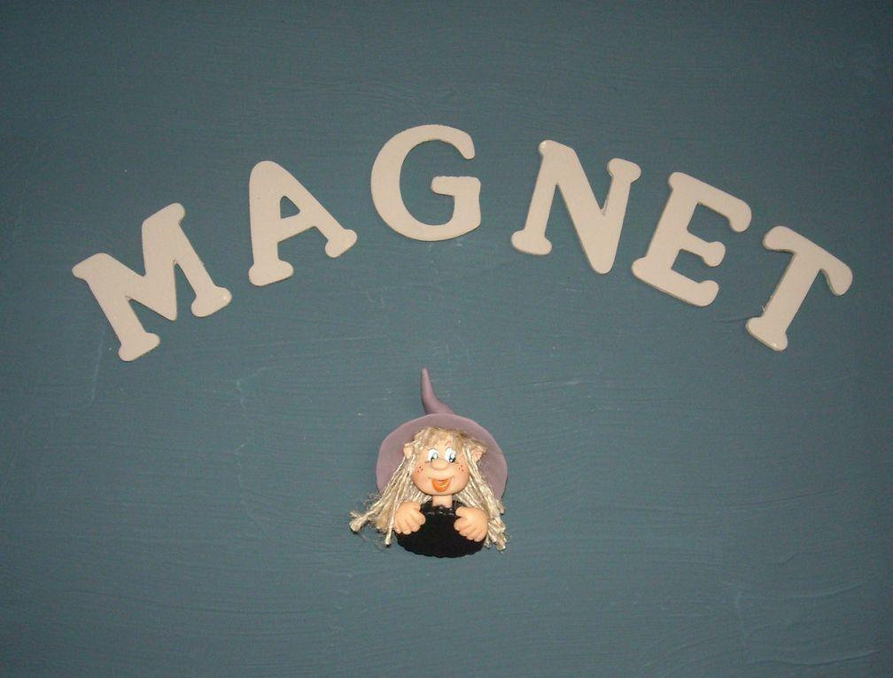 Album - magnet