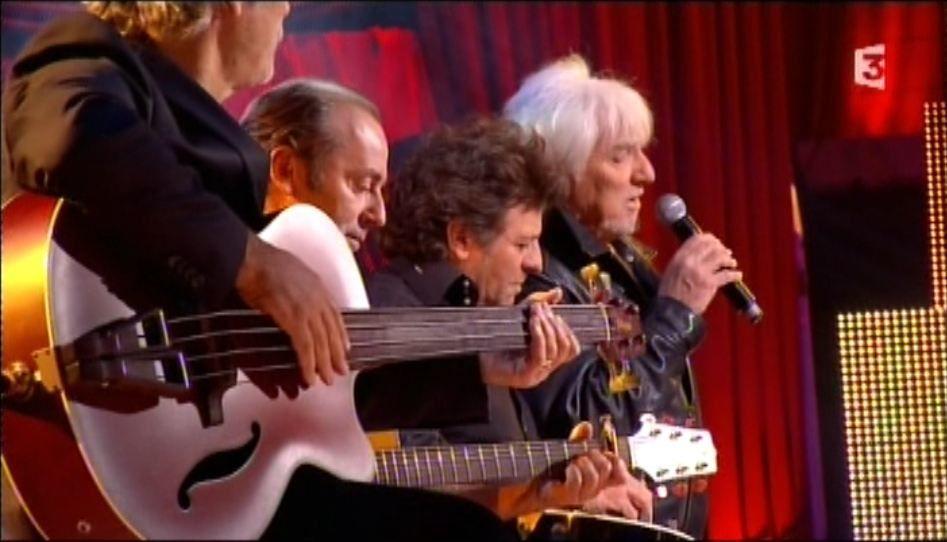 """Captures d'écran de l'émission de télévision """"300 choeurs pour plus de vie"""" du 17 octobre 2011"""