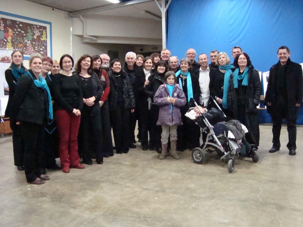 Basilique du Folgoët 7 février 2010 Concert de soutient pour Ianis