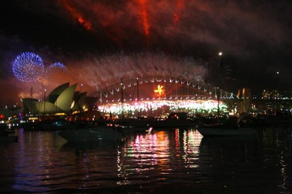 Album - 14) New year eve (Sydney &amp&#x3B; Bondi beach)