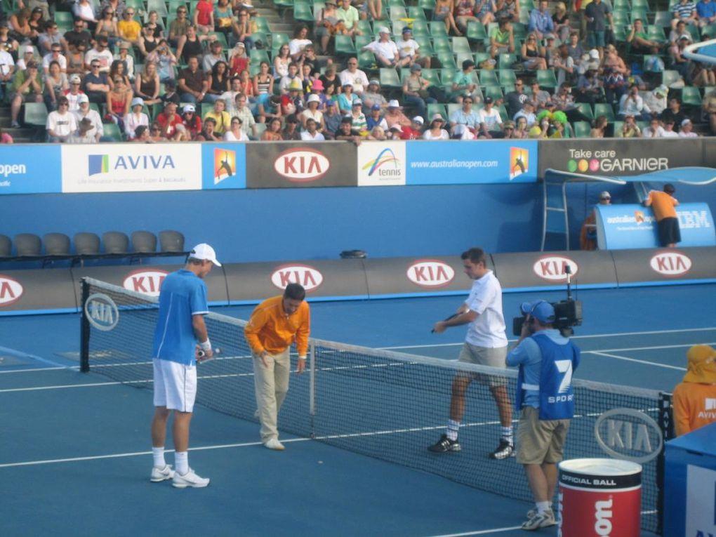 Album - 18) Australian Tennis Open