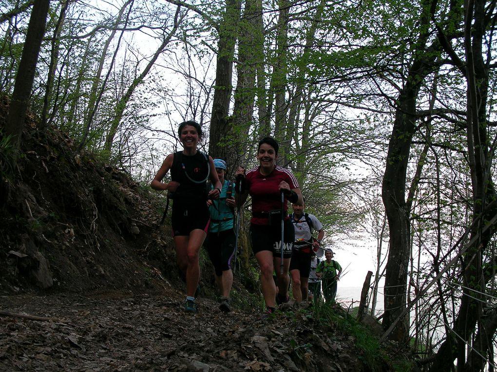 Sortie de préparation à l'UTMB, la CCC ou la TDS 2010... 25kms et 1450+ autour de Vizille...