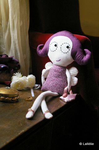 Album - Les poupées Lallélie