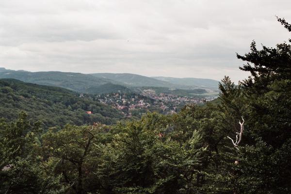 Hier sind nun die Bilder meiner geologischen Diplomkartierung, die ich im September 2008 in Benzingerode am nördlichen Harzrand gemacht habe.