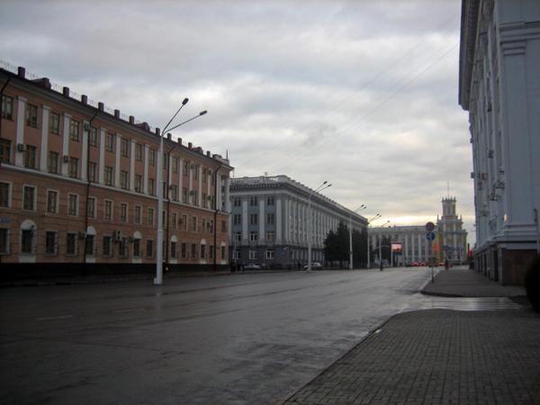 Album - Unterwegs in Kemerowo