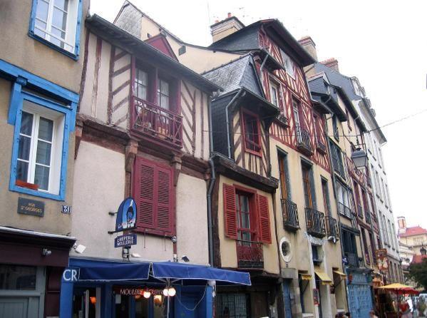 De Rennes à Dinan en passant par la côte d'Emeraude