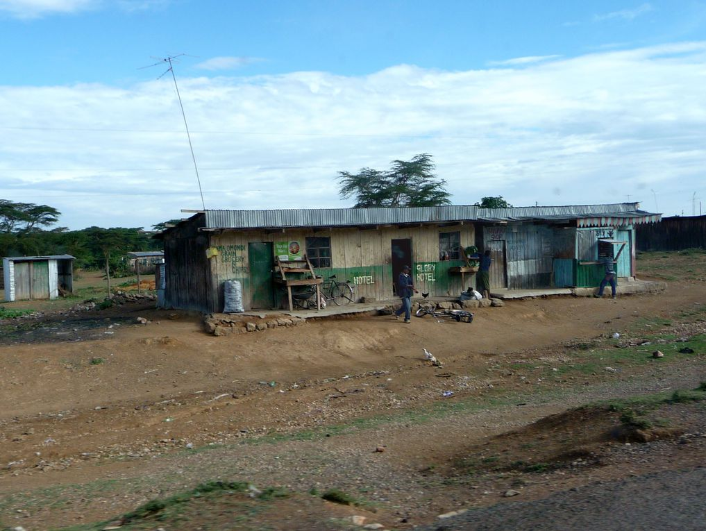 Album - KENYA : Logements