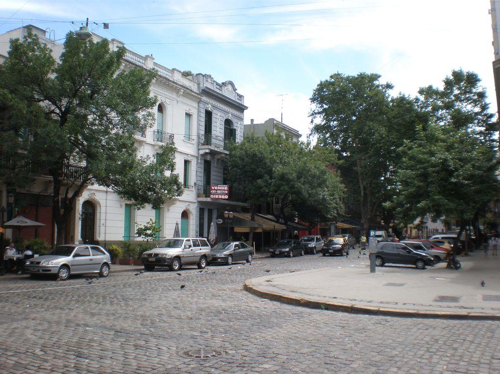 Un après, de retour à Buenos Aires, toujours fascinée par ce mélange d'Europe et d'Amérique, d'Ancien et de Nouveau Monde, emportée par ce bouillonnement, cette énergie, et cette effervescence, sous le charme des quartiers pittoresques et de l