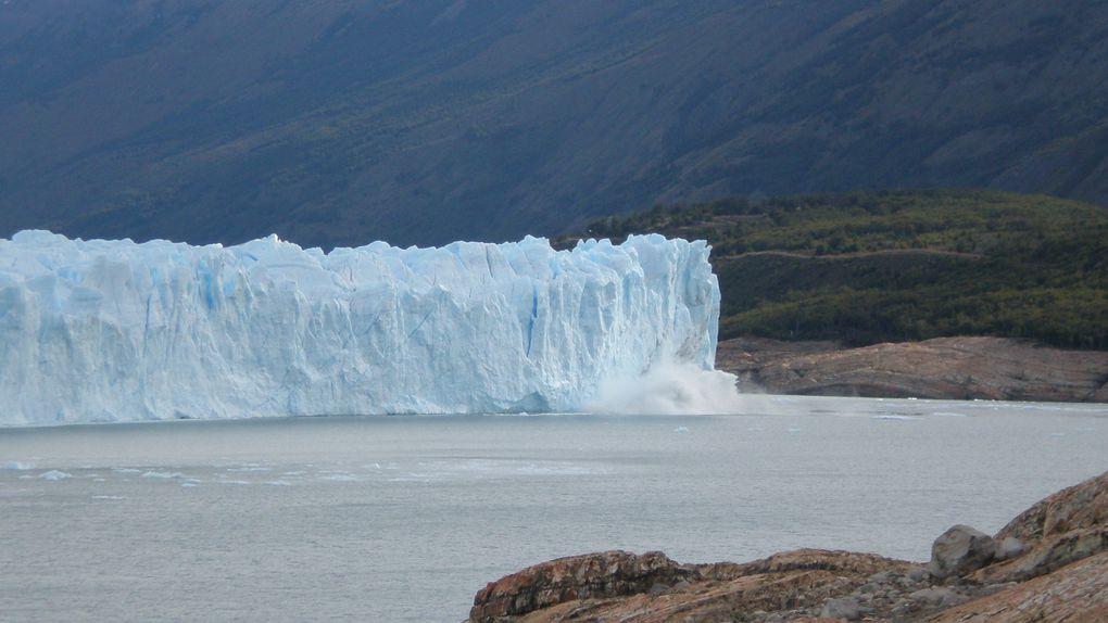 A la découverte d'une autre Argentine : celle du Sud, des grandes étendues désertes de la pampa, des hauts sommets de la Cordillère des Andes, des immenses glaciers de Patagonie, des rafales de vent, des troupeaux de moutons et de la truite sau
