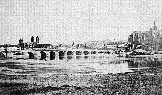 Photos de Moselle prises aux alentours de l'an 1900