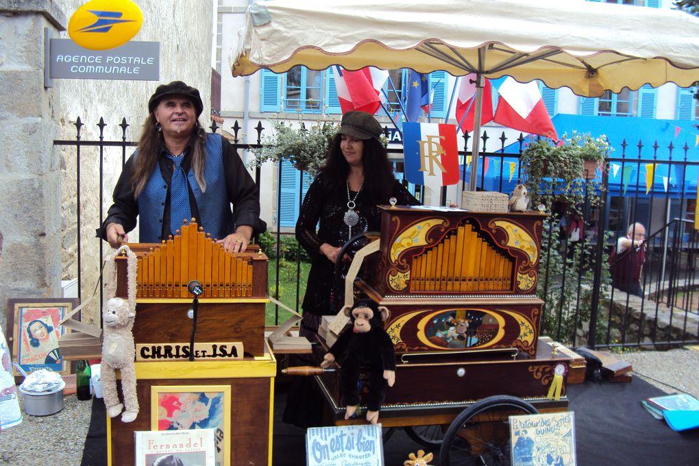 Album - 7ème Fête du Haut-Livradois - Dimanche 4 septembre 2011
