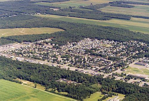 Photographies de la ville de Nicolet et de partout.