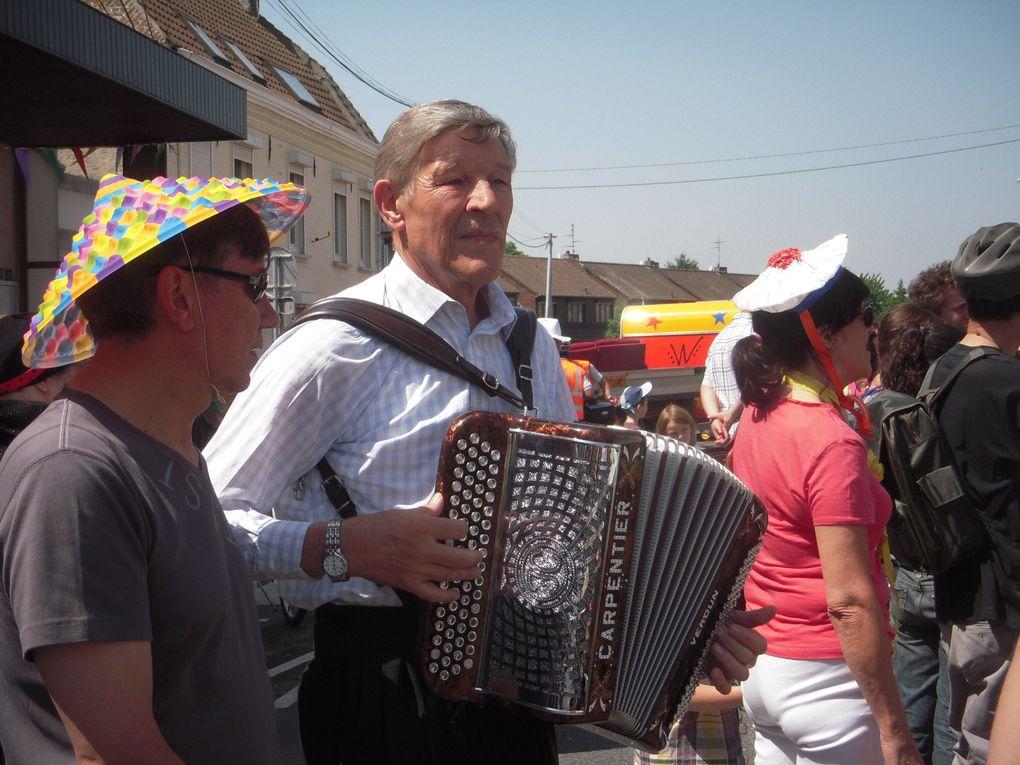 Le festival de Wazemmes l'accordéon, côté bénévole..