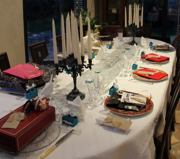 Album - Deco de tables