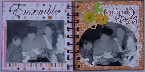 Album - 3-Mes-mini-albums