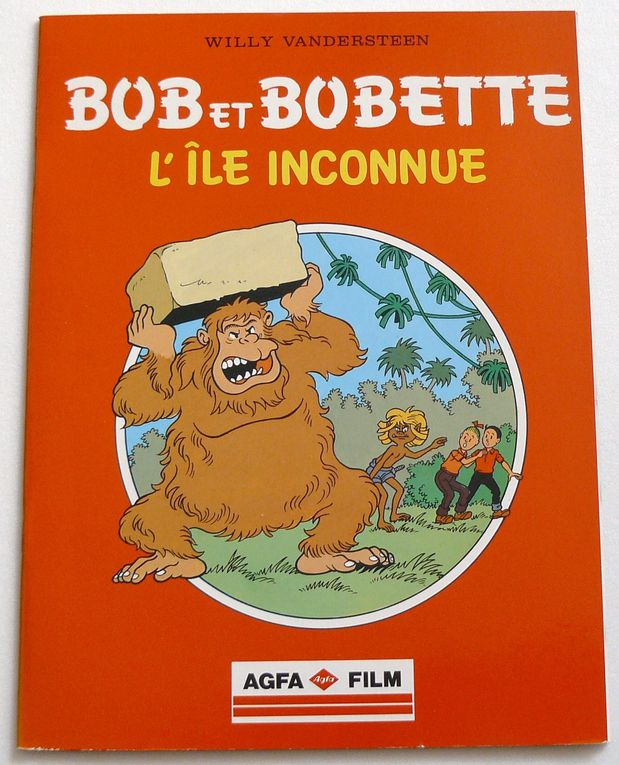 Album - BANDES-DESSINEES