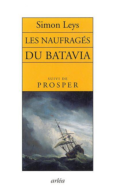 Album - LE NAUFRAGE DU BATAVIA