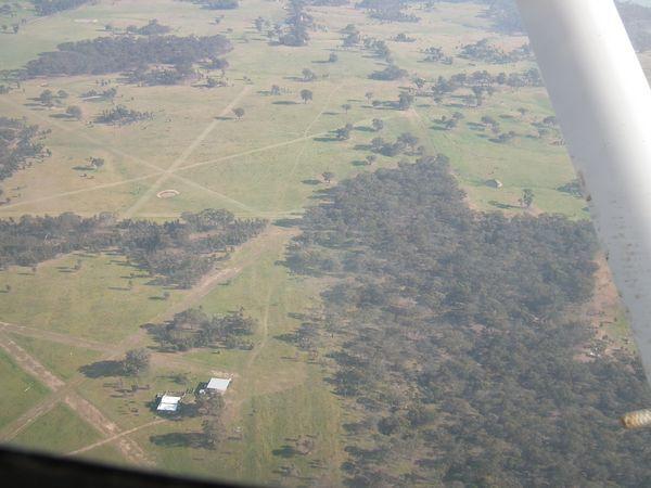 WE avec les Mc Donalds à Heathcote, dans le bush à 2h au Nord de Melbourne, les 18, 19 et 20 octobre