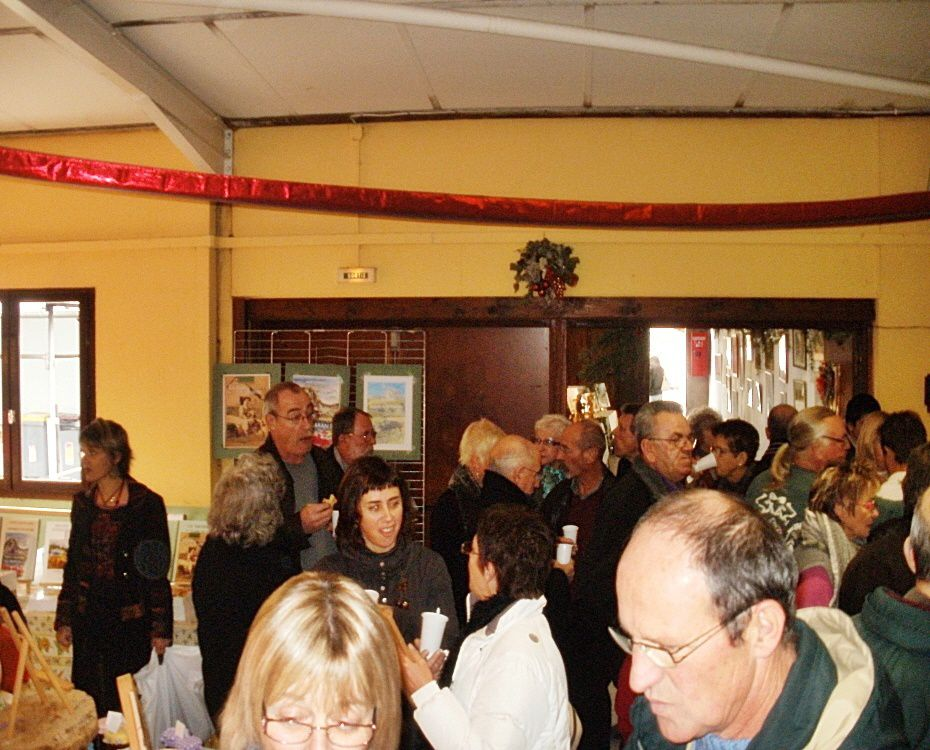 Album - Expo - Forum du cadeau a Bours (65)