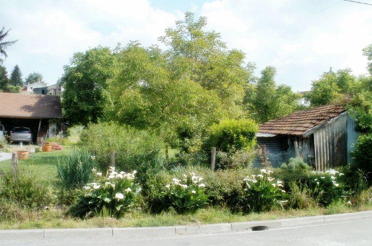 mon village dans les Pyrénées Atlantiques