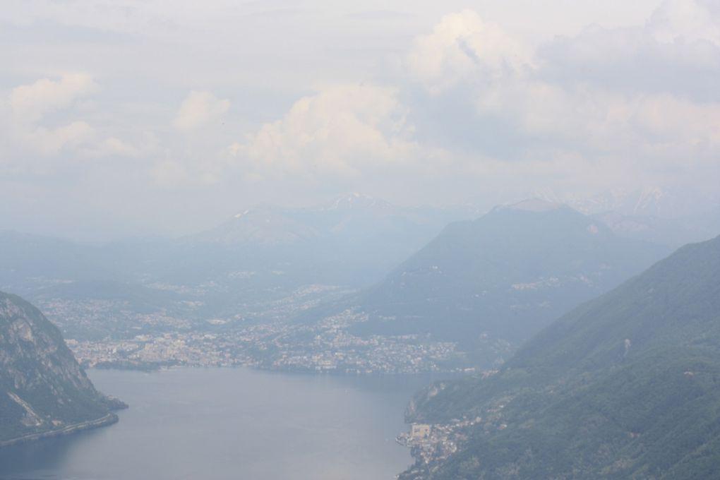 Da Riva San Vitale al monte San Giorgio, discesa a Meride e rientro a Riva San Vitale