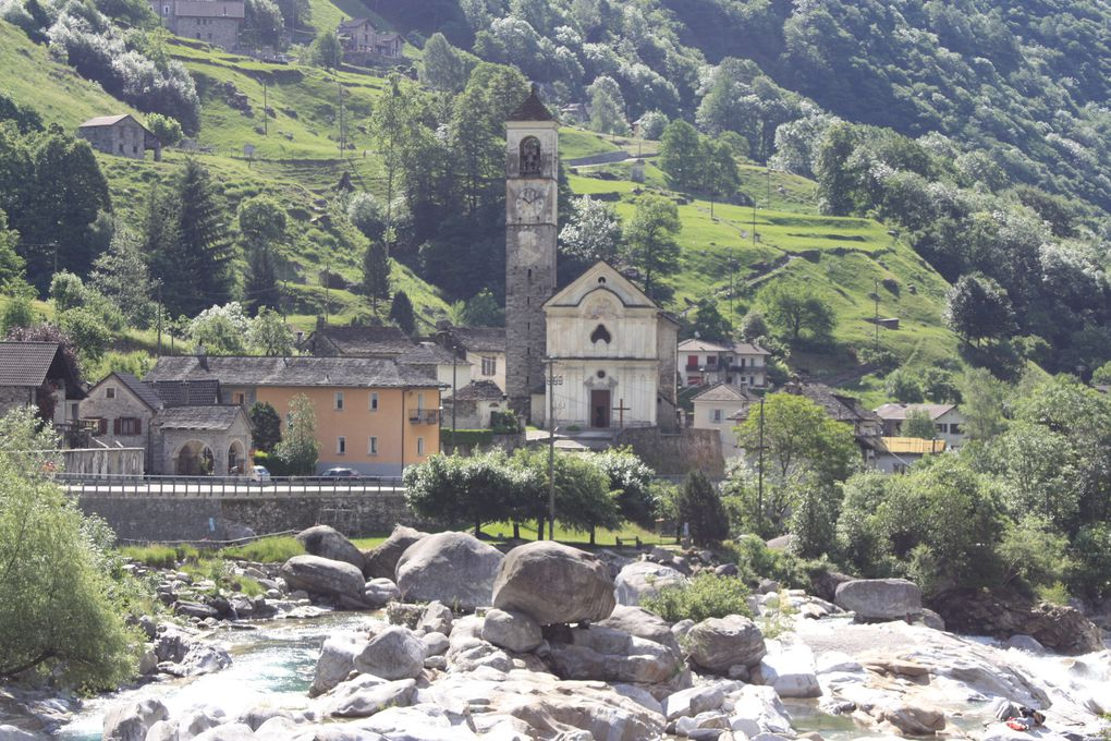 Foto dell'escursione in Valle Verzasca del 01.06.2009, primo album