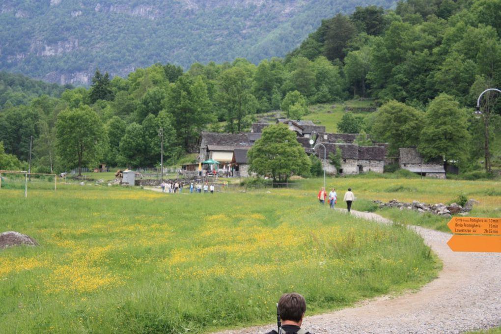 Foto dell'escursione in Valle Verzasca del 01.06.2009