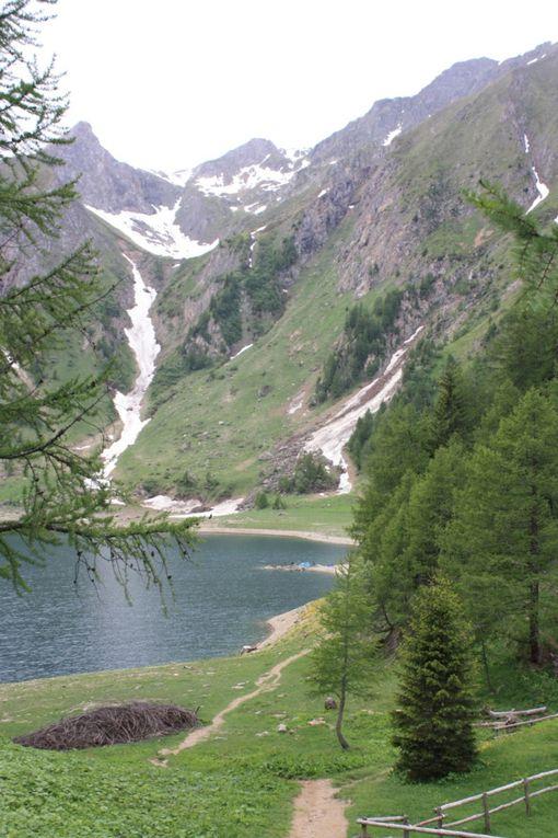 Escursione del 21.06.2009 da Rodi al lago Tremorgio, passo Vanit e capanna Leit.