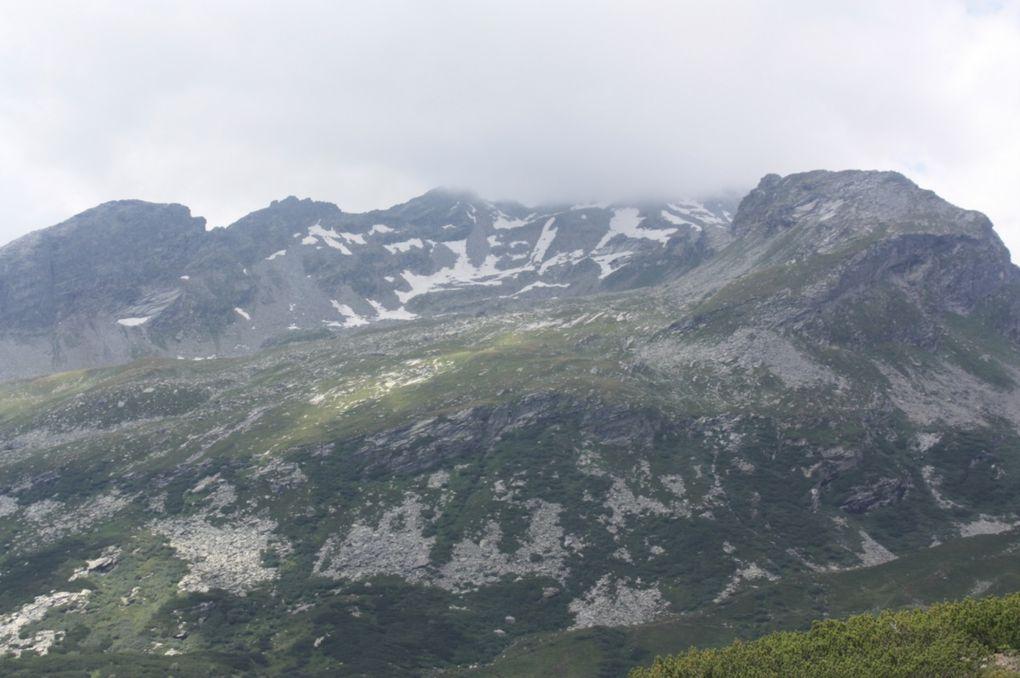 Escursione del 26.07.2009, da San Bernardino villaggio, al passo e ospizio del San Bernardino, fino ad Hinterrhein