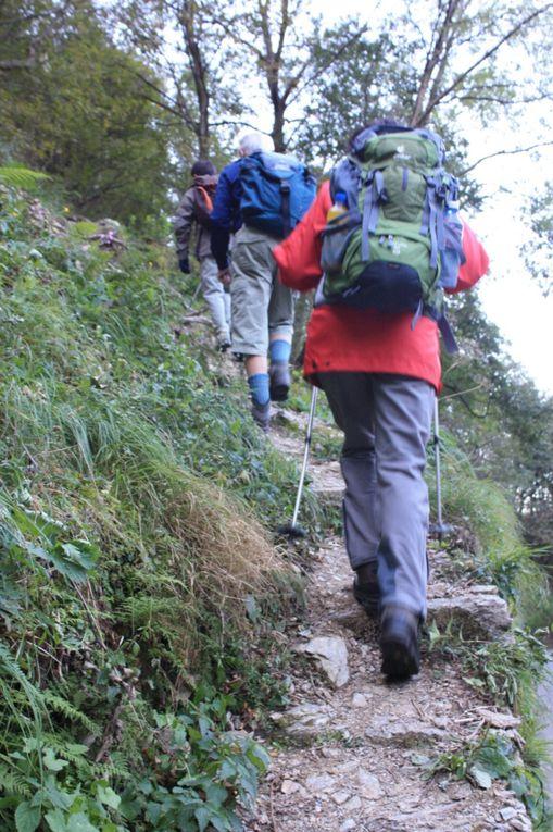 Escursione del 18.10.2009 da Cozzo (Val Colla) a Signôra, passando per il San Lucio