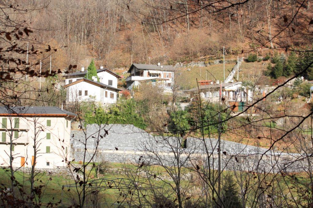 Album dell'escursione del 21.11.2009 dal bivio di Vogorno a Sonogno, in Valle Verzasca