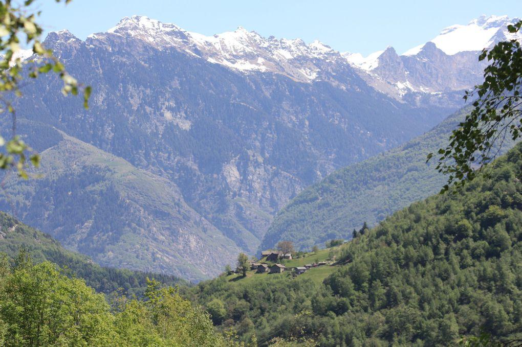Album fotografico dell'escursione del 24.05.2010 in Val d'Ambra