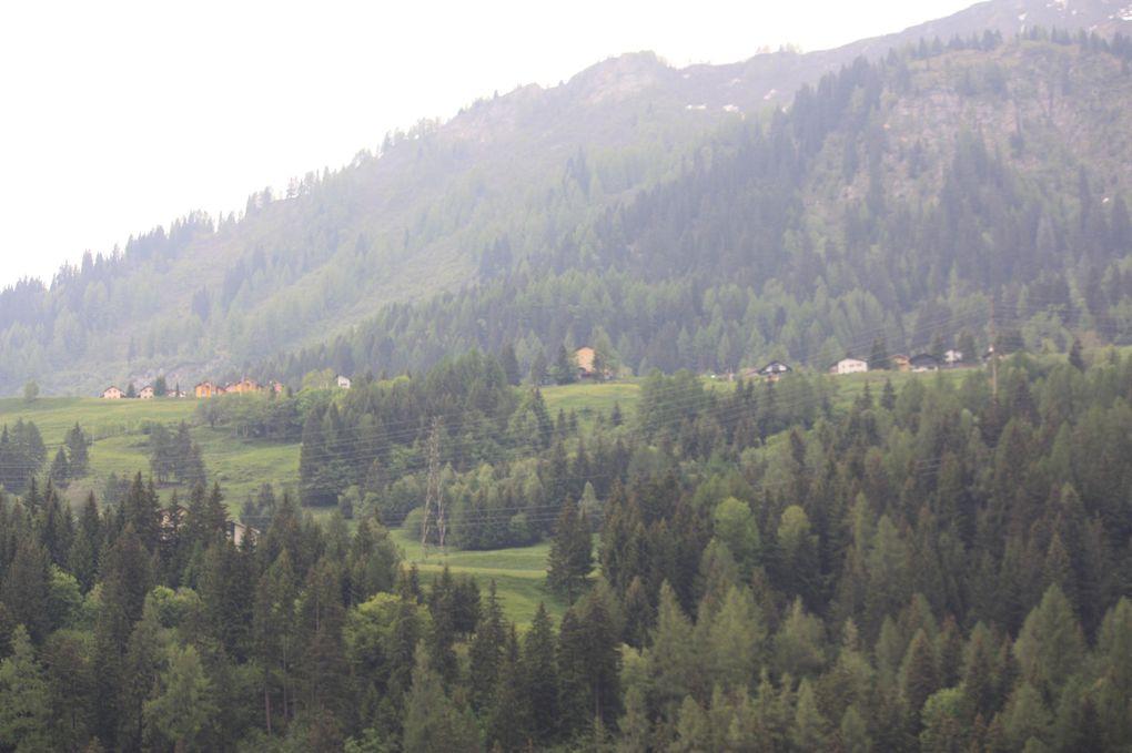 Foto dell'escursione sulla Strada Alta, da Airolo ad Osco