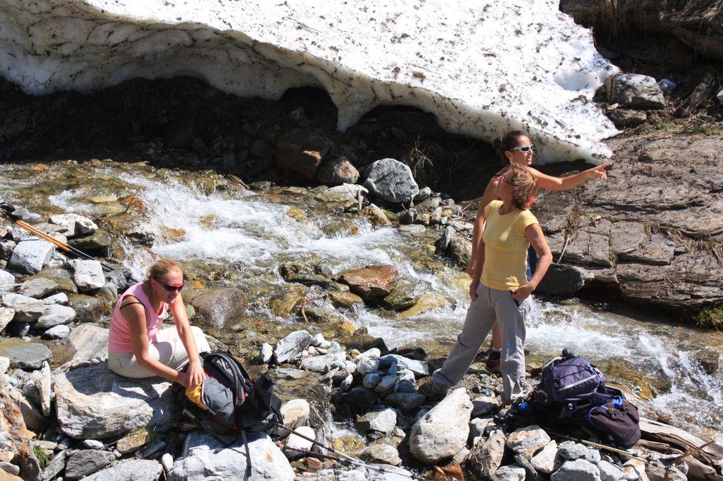 Foto dell'escursione del 27.06.2010 da Mesocco sul versante sx della valle