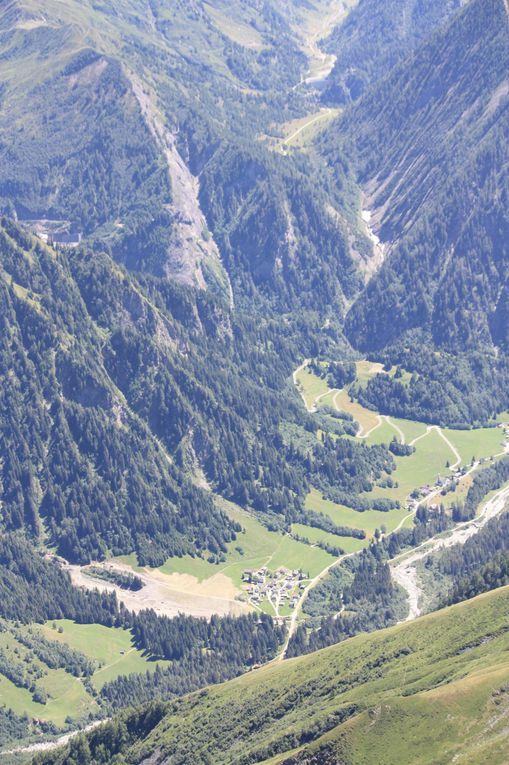 Foto dell'escursione sul Sentiero degli Stambecchi del 31.07.2010, dal Pass Geirett al Sasso Lanzone.