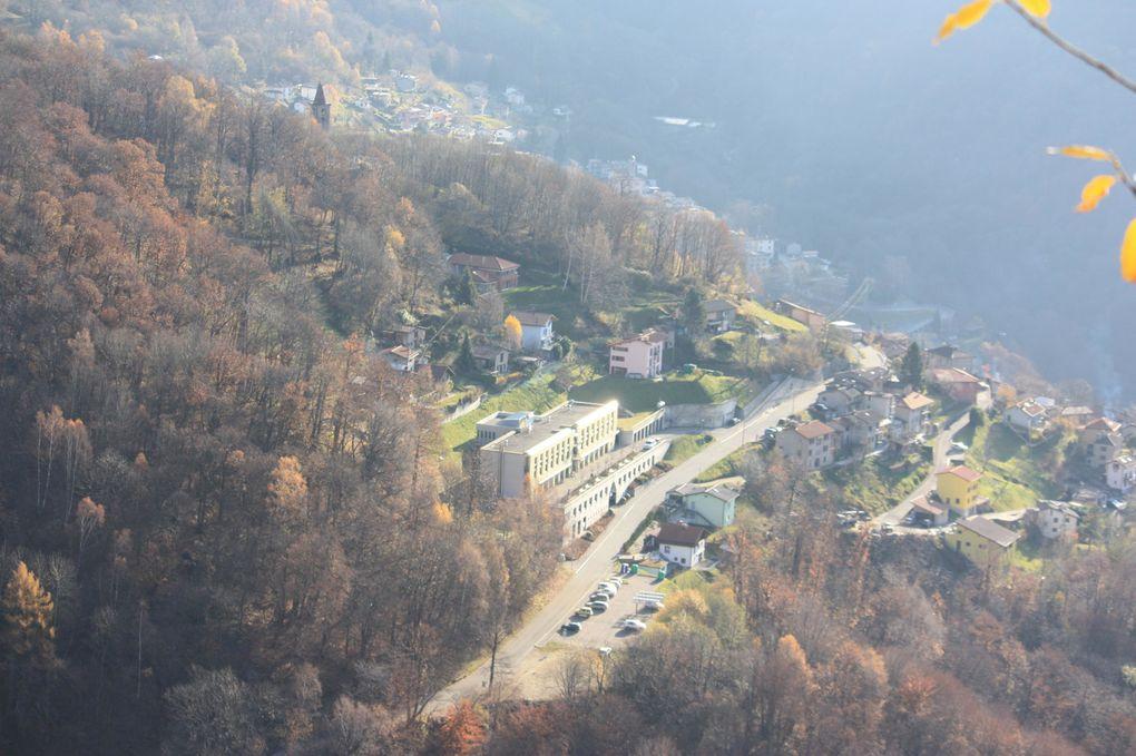 Foto dell'escursione del 13.11.2010 in Val Colla da Signôra a Piandanzzo